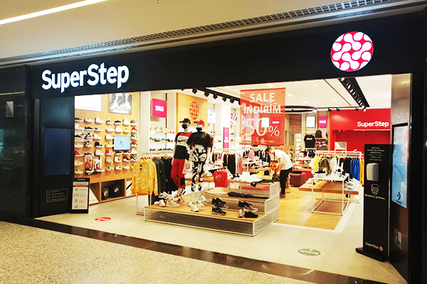 Superstep Arcadium Mağazamız Ankara'da Açıldı!